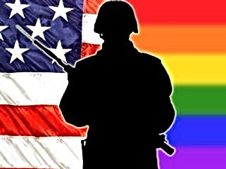 lgbt in the military usa