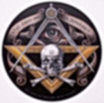 freemason skull and bones