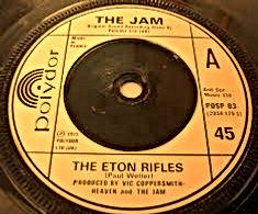the jam eton rifles record 45rpm