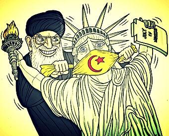 free speech islamic style cartoon
