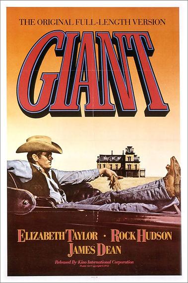 James Dean Giant Poster