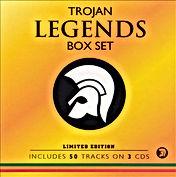 trojan records legends box set
