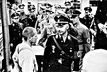 himmler cocentration camp