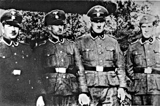 concentration camp guards