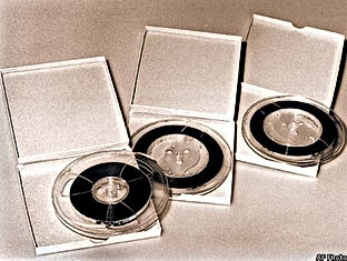 watergate reel to reel tapes