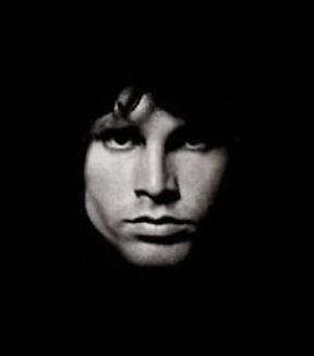 Jim Morrison Black And White