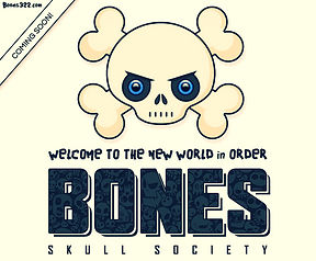 bones skull society new world order?
