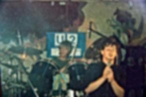 U2 JBS DUDLEY