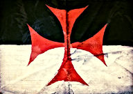 Cross of the Knights Templar.
