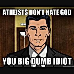 You Big Dumb Idiot