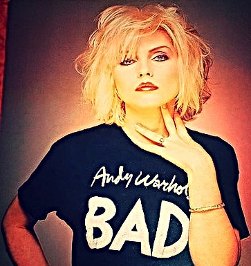 Blondie Debbie Harry Wear