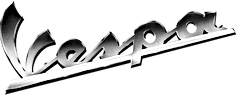 vespa chrome logo
