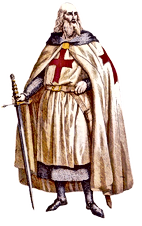 Knights Templar Grand Master Jacques de Molay