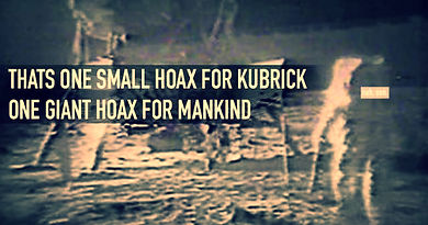 thats one small hoax for kubrick