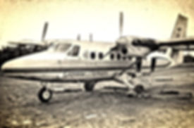 jonestown plane