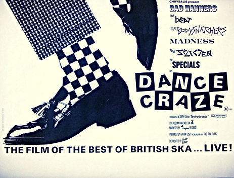 dance craze movie the best of british ska bands live