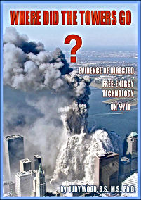 where did the towers go 9/11 free energy technology