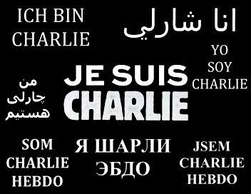 ich bin charlie yo soy charlie som charlie hebdo jsem charlie hebdo je suis charlie