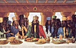 Rastafarian Last Supper