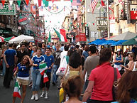 little italy 1986 world cup nyc