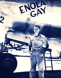 Enola Gay Paul Tibbets
