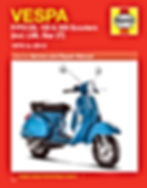 vespa px scooters haynes manual 1978 2012