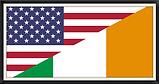 usa irish flag