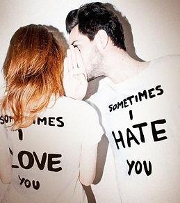 Sometimes I Hate You