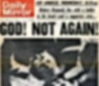 RFK GOD NOT AGAIN Daily Mirror