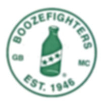we are patriotic and support the military Boozefighters GB MC  EST 1946
