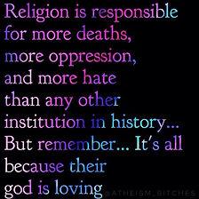 Religion Is Responsible