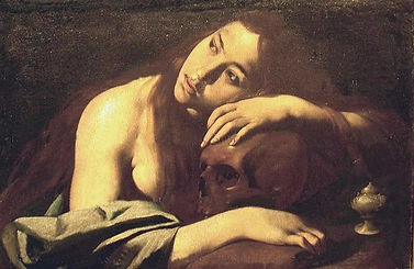 the gnostics portrayed mary magdalene as a mystic visionary and leader