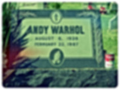 Andy Warhols Grave