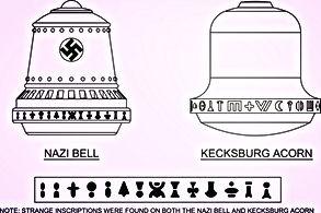 nazi bell Kecksburg acorn