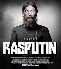 dicaprio as rasputin the mad monk