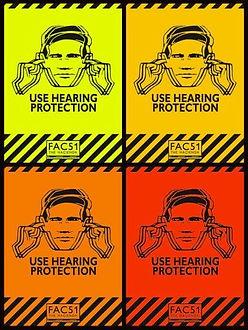 hacienda fac 51 use hearing protection madchester