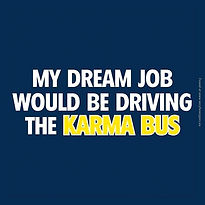 the karma bus