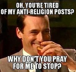 Anti Religion Posts
