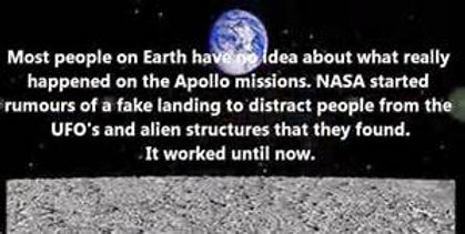 moon hoax most people on earth
