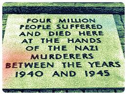 murdered sign