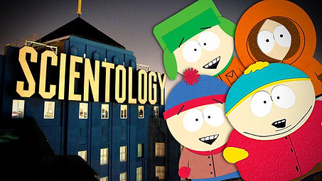 Scientology The Musical! From the Creators of South Park!