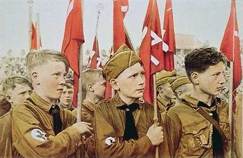 nazi germany hitler youth 1933