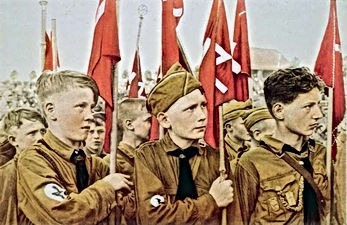 nazi germany hitler youth 1933