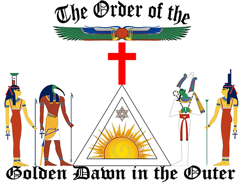 e order of the golden dawn in the outer