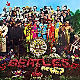 sgt pepper album aleister crowley