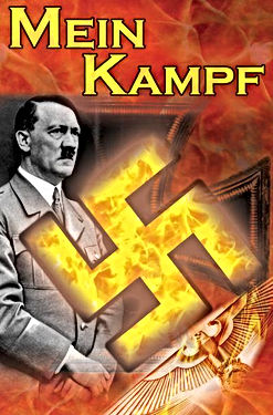 Mein Kamph My Struggle adolf hitler