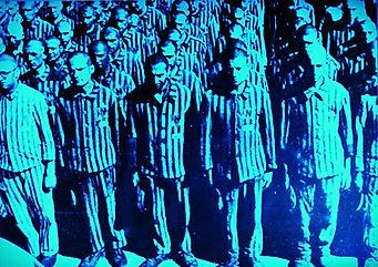 concentration camp men