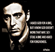 godfather gangster al pacino