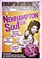 newhampton soul club wolverhampton arts centre