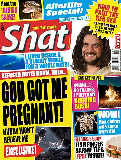 Shat Heaven Versus Hell